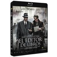 El editor de libros - Blu-Ray
