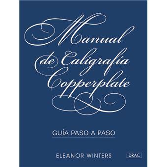 Manual de caligrafía Copperplate