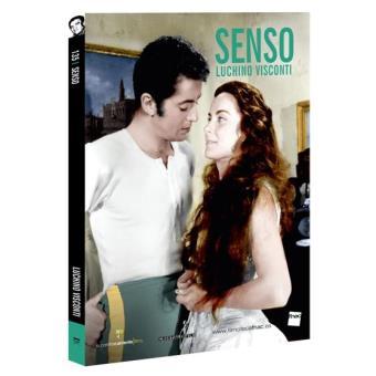 Senso (Ed. especial) - Exclusiva Fnac - DVD