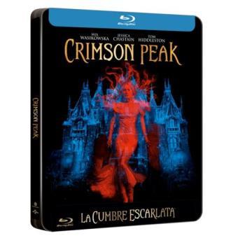 La cumbre escarlata - Steelbook Blu-Ray - Exclusiva Fnac