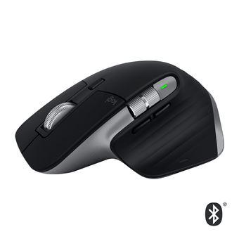 Ratón Logitech MX Master 3 Negro para Mac
