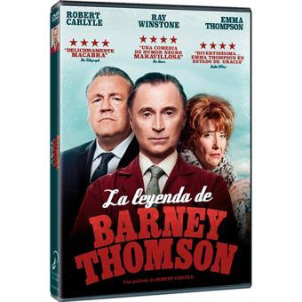 La leyenda de Barney Thomson - DVD