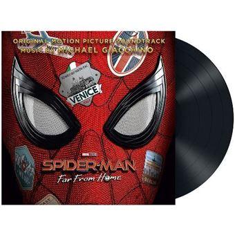 Spiderman: Far from home B.S.O. - Vinilo