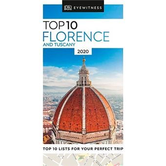 DK Eyewitness Travel Guide - Top 10 - Florence and Tuscany