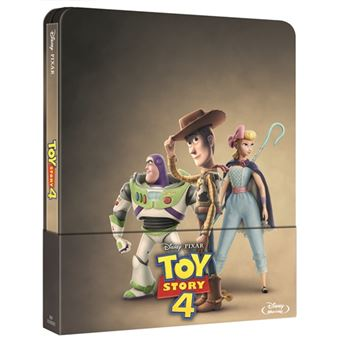 Toy Story 4 - Steelbook Blu-Ray