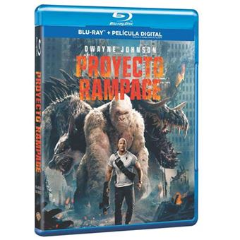 Proyecto Rampage - Blu-Ray