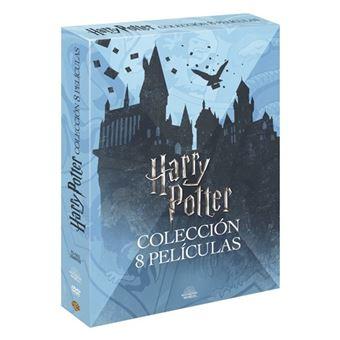 Harry Potter - La colección completa - DVD