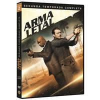 Arma Letal - Temporada 2 - DVD