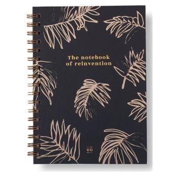 UO Libreta Mediana Punteada Tapa dura - The notebook of reinventation