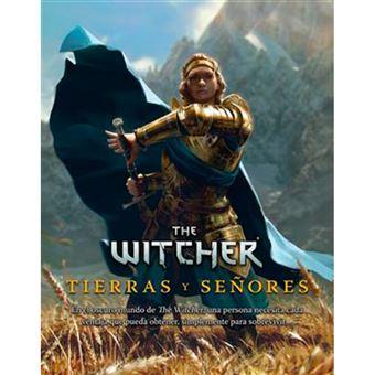 The Witcher - Pantalla del Director de Juego