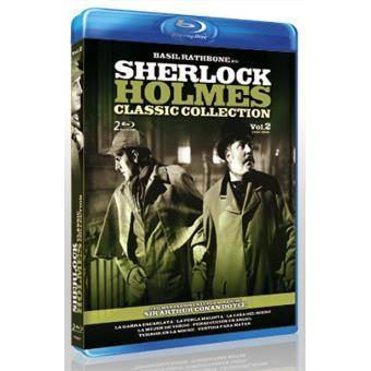 Pack Sherlock Holmes: Classic Collection - Volumen 2 - Blu-Ray