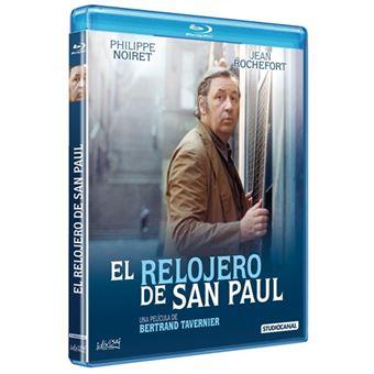 El relojero de San Paul - Blu-Ray