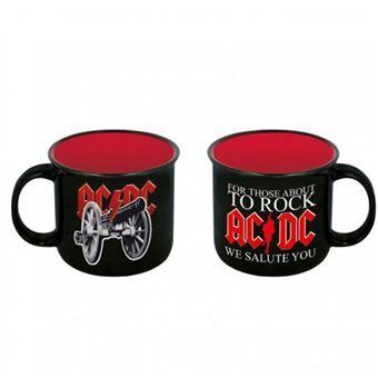 Taza AC/DC To Rock