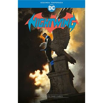 Nightwing: Segunda temporada - Asuntos familiares