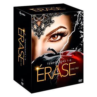 Pack Érase una vez - Serie Completa - DVD