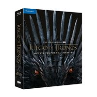 Juego de Tronos Temporada 8 Ed Premium - Blu-Ray