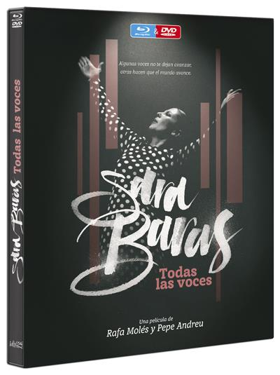 Sara Baras: Todas las voces - Blu-Ray + DVD