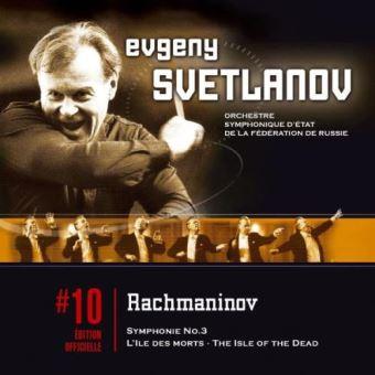Svetlanov edition 10