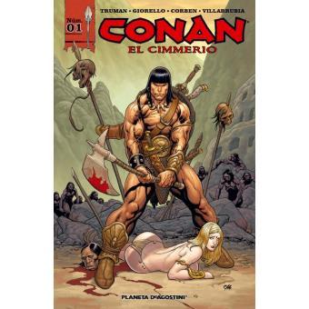 Conan el cimmerio nº 01/17