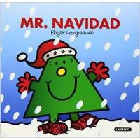 Mr. Men y Little Miss. Mr. Navidad