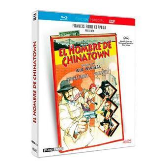El hombre de Chinatown - Blu-Ray + DVD