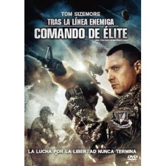 Tras la línea enemiga: Comando de élite - DVD