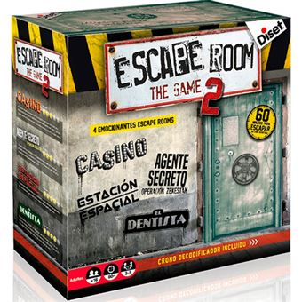 Escape Room 2 Diset