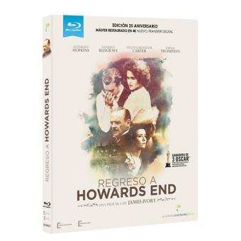 Regreso a Howards End  Ed 25 Aniversario - Blu-Ray