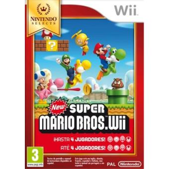 New Super Mario Bros. Nintendo Selects Wii