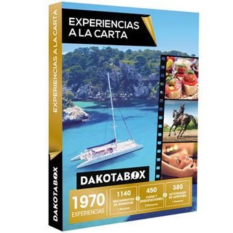 Caja Regalo Dakotabox - Experiencias a la carta