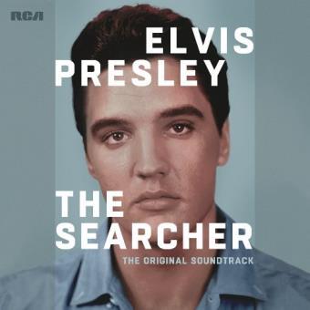 Elvis Presley: The Searcher B.S.O. - Vinilo