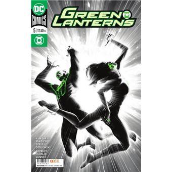 Green Lanterns núm. 05 Renacimiento