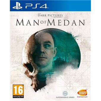 The Dark Pictures Anthology : Man of Medan PS4