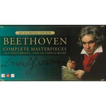 Beethoven. Complete Works (60 CD)