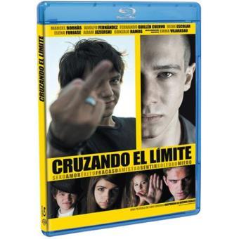Cruzando el límite - Blu-Ray