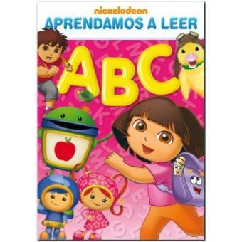 Dora, la exploradora: Aprendamos a leer - DVD