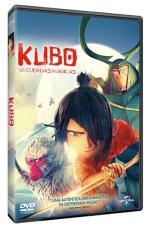 Kubo y las dos cuerdas mágicas - DVD