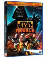 Star Wars Rebels - Temporada 2 - DVD