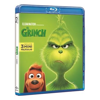 El Grinch - Blu-Ray