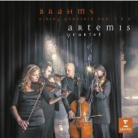 Brahms: String Quartets 1 & 3