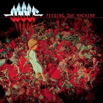 Feeding the Machine - Vinilo negro + CD