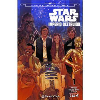 Star Wars. Imperio destruido 1