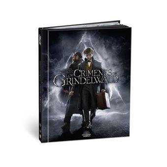 Animales fantásticos 2: Los crímenes de Grindelwald - Ed Digibook - Blu-Ray + 3D