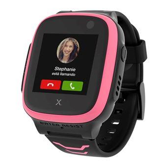 Smartwatch Xplora X5 Play Negro/Rosa para niños
