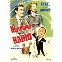 Historias de la radio - DVD