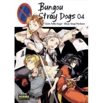 Bungou Stray Dogs núm 4