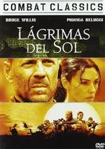Lágrimas del sol - DVD
