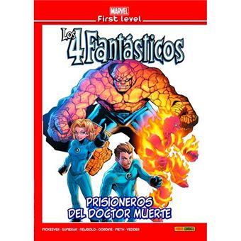 Los 4 Fantásticos - Prisioneros del Doctor Muerte
