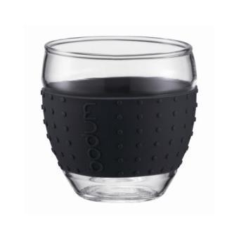 Bodum 2 Vasos térmicos 0.35l. color Negro