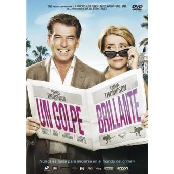 Un golpe brillante - DVD